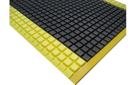 Our power pod anti fatigue mats are Australian made & suited for  both wet & dry areas. The power pod mat's slip resistance & bevelled edge design ensures a safe work environment. Variety of colours & custom sizes available. Enquire now!